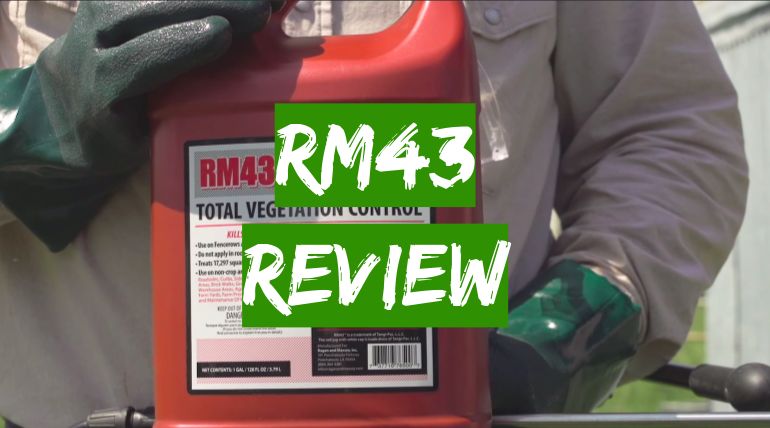 RM43 Weed Killer Review