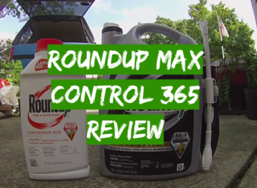 Roundup Max Control 365 Review