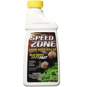 PBI/Gordon 652400 Speed Zone Lawn Weed Killer, 20-Ounce