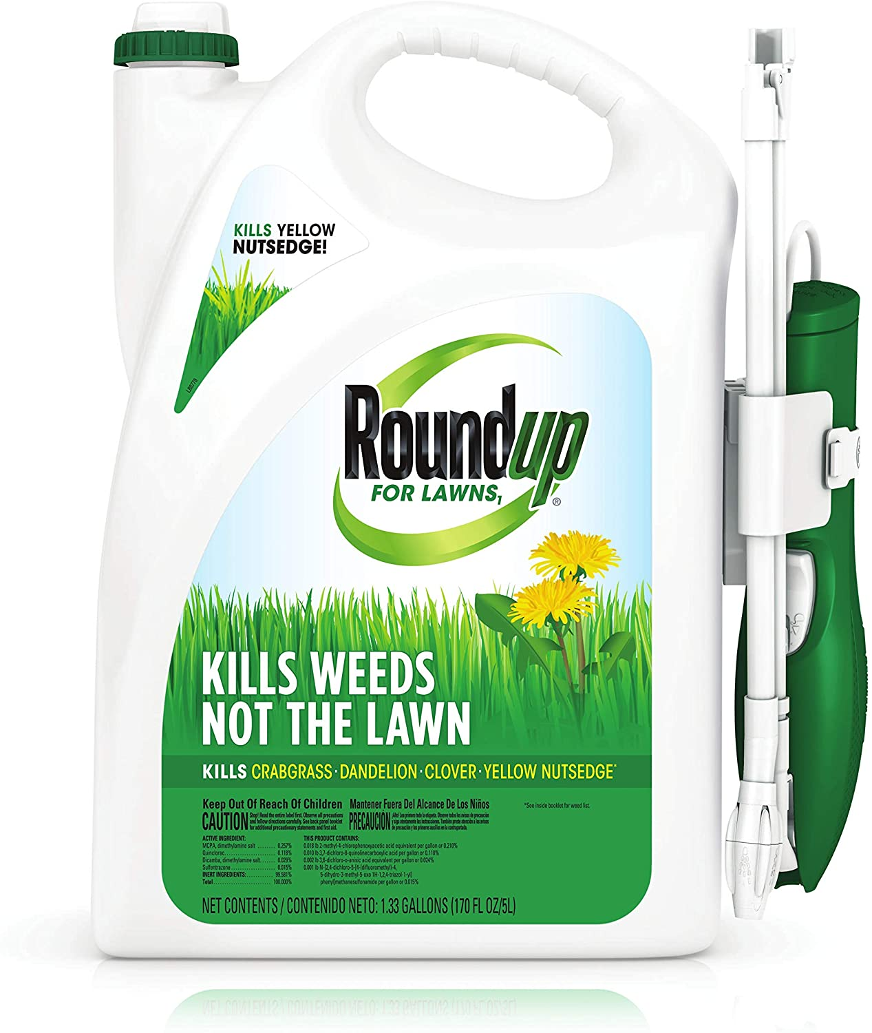 Roundup for Lawns